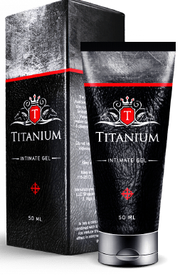 titanium intimate gel